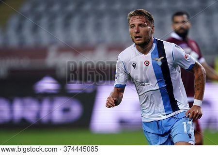 Torino (italy) 30th June 2020 . Italian Football League Serie A.  Torino Fc Vs Ss Lazio. Ciro Immobi