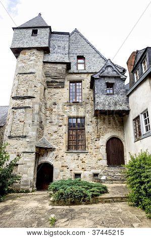 Vitre, Brittany