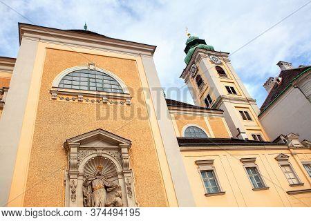Scots Church A Parish Church In Vienna . Schottenkirche In Wien
