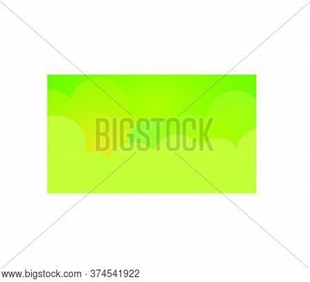 Background. Abstract Green Backgrounds Gradation Sky, Modern Texture Background, Color Gradations El
