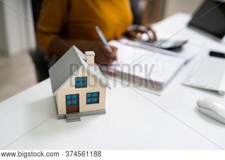 House Energy Audit. Saving, Economy And Efficiency