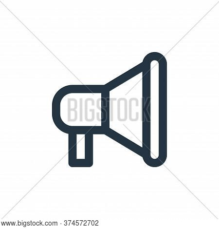 marketing icon isolated on white background from user interface collection. marketing icon trendy an