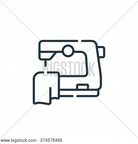 sewing icon isolated on white background from free time collection. sewing icon trendy and modern se