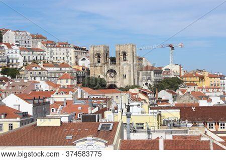 Catedral Da Sé De Lisboa - Portugal