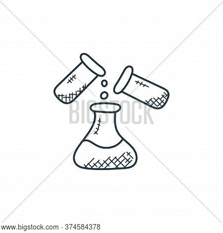 experiments icon isolated on white background from technology collection. experiments icon trendy an