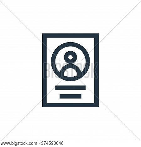 file icon isolated on white background from feedback and testimonials collection. file icon trendy a