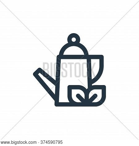 herbal tea icon isolated on white background from medicine collection. herbal tea icon trendy and mo