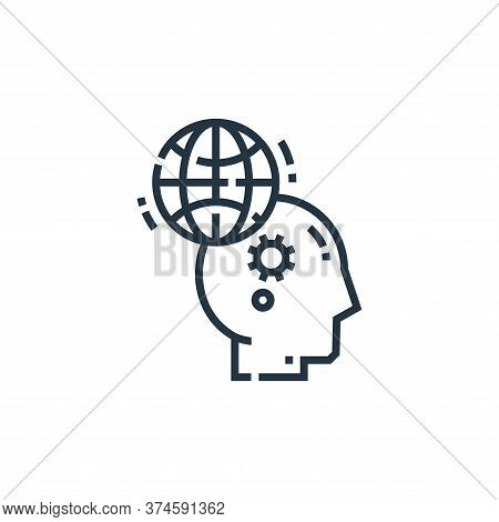 idea icon isolated on white background from marketing collection. idea icon trendy and modern idea s