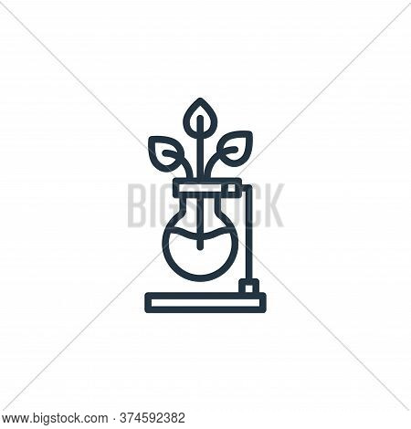 plant icon isolated on white background from stay at home collection. plant icon trendy and modern p