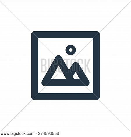 image icon isolated on white background from user interface collection. image icon trendy and modern