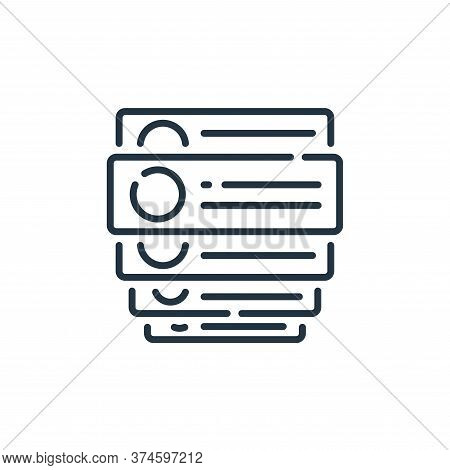 comments icon isolated on white background from social media collection. comments icon trendy and mo