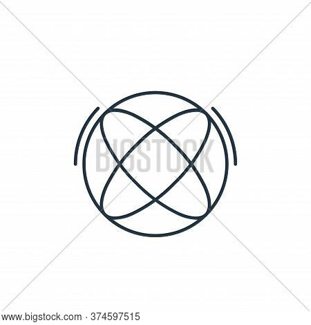 internet icon isolated on white background from network and database collection. internet icon trend