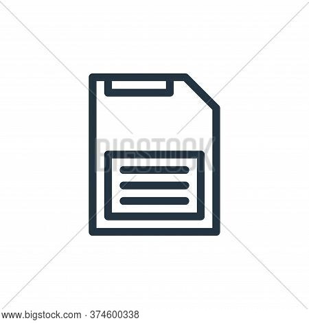save icon isolated on white background from technology collection. save icon trendy and modern save