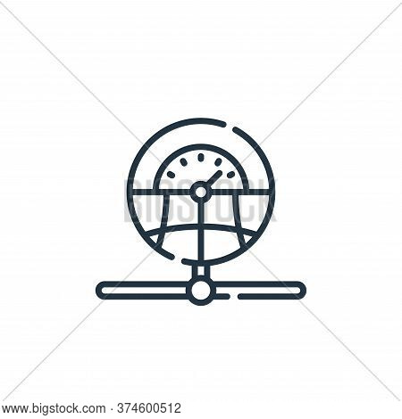 network icon isolated on white background from database and servers collection. network icon trendy