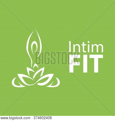 Vector Logo For Intimate Fitness And Sports