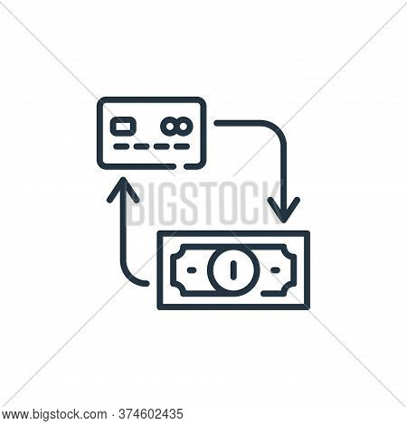 payment icon isolated on white background from mall collection. payment icon trendy and modern payme