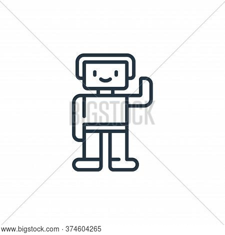 toy icon isolated on white background from children toys collection. toy icon trendy and modern toy
