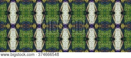 Original Tile Template.  Delicate Lace Motifs. Rustic Floral Image. Gentle Seamless Majolica Tiles P