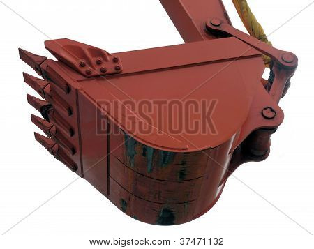 excavator ladle.