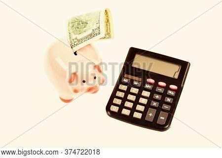Economics And Profit Management. Economics And Finance. Investing Gain Profit. Economics And Busines