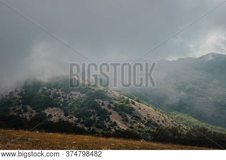 Forge On The Slopes Of The Summer Mountains