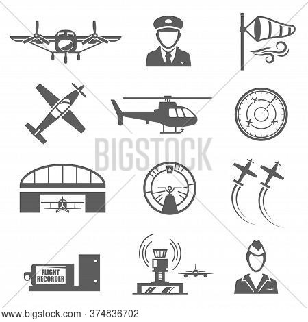 Small Civil Aviation, Aircraft And Sky Transportation