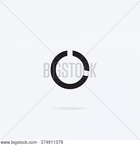 Data Usage Icon Vector In Trendy Style. Data Saver Mode Symbol Illustration