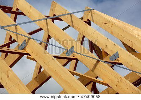 Fachwerk-Rahmen