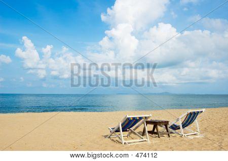 Summer At The Beach