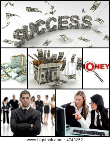 Moeny Concept Of Business