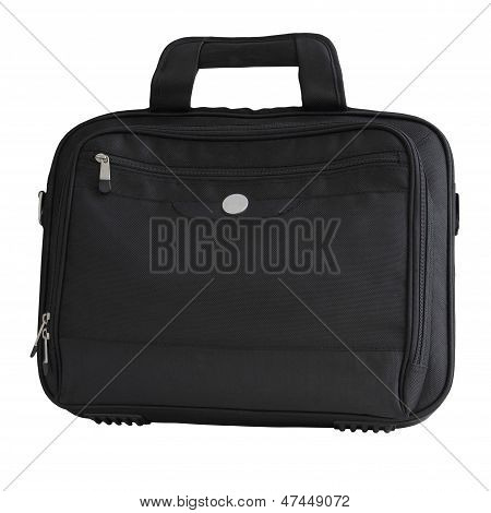 Laptop Bag Isolated On A White Background