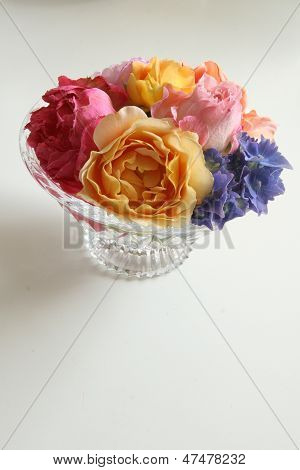 Summer Rose Bouquet