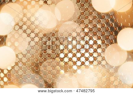Golden luxury texture. Abstract background.