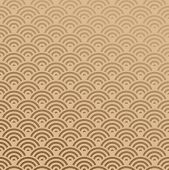 Elegant Oriental abstract wave design seamless pattern background. Vector illustration layered for easy manipulation and custom coloring. poster