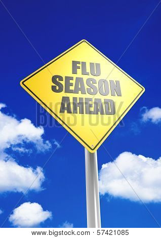 Flu seasion ahead