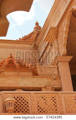 Nareli Jain Temple View, Rajasthan, Ajmer