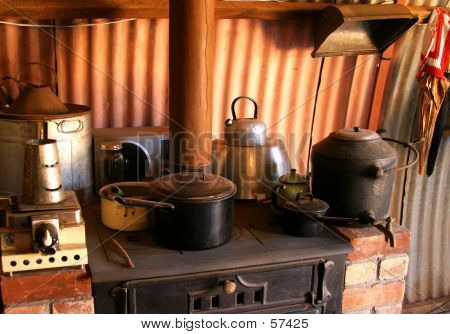 An Outback Kitchen...