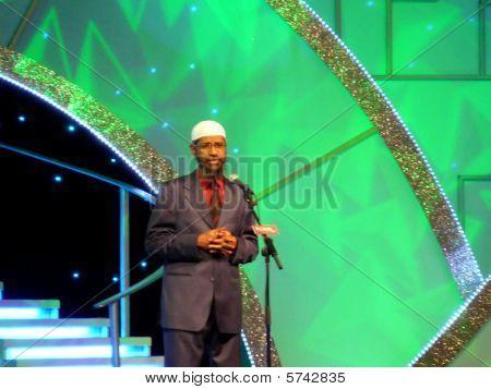 Zakir Naik Islamic Orator