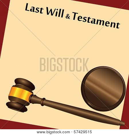 Last Will And Gavel