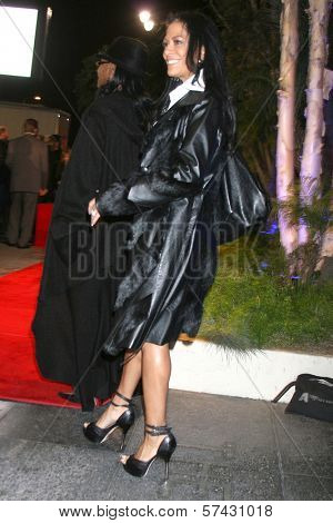Sheila E. at the induction ceremony for Ringo Starr into the Hollywood Walk of Fame, Hollywood, CA. 02-08-10