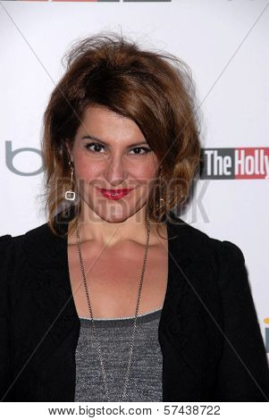 Nia Vardalos at the Hollywood Reporter's Nominee's Night at the Mayor's Residence, presented by Bing and MSN, Private Location, Los Angeles, CA. 03-04-10