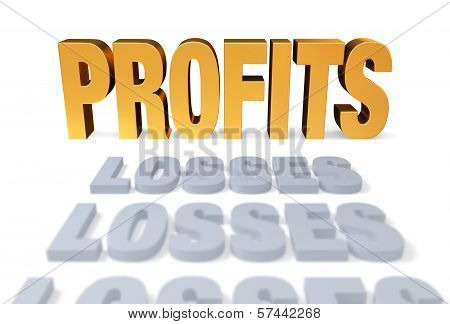 Profits At Last