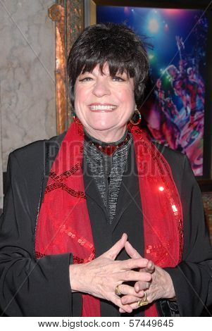 Jo Anne Worley at the