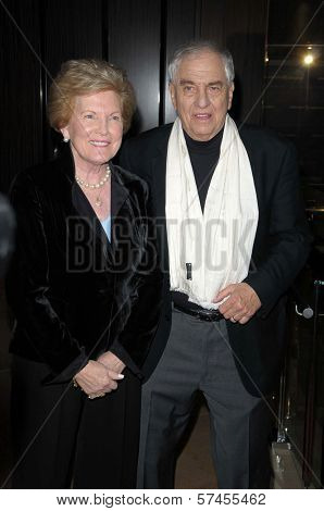 Garry Marshall and wife Barbara at the 18th Annual