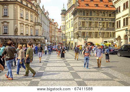 Prague, Cityscape