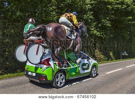 The Pmu Vehicle