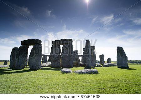 Stonehenge Ancient Stone Cirle