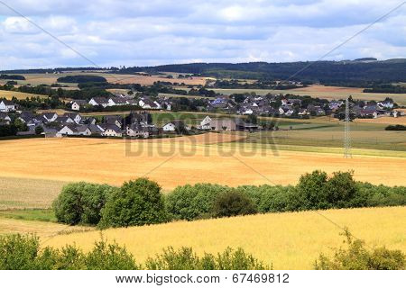 Country Life and villages