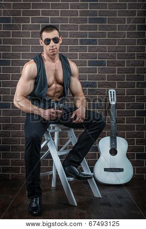 The Guy With The Guitar.