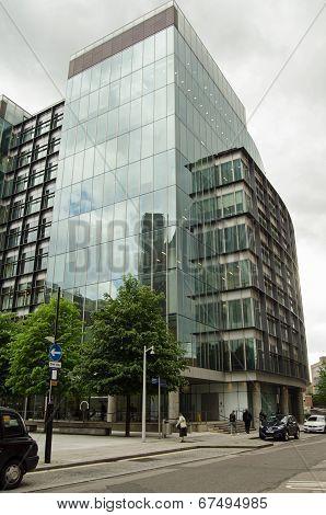 Everything Everywhere Headquarters, London